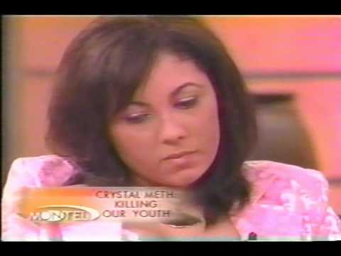 the Montel Williams show Crystal Meth Killing Our Youth pt 3