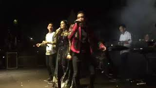 Aidil Fikrie (KDI), Iis Dahlia, Ilham D'Academy - Simalakama live Palangkaraya