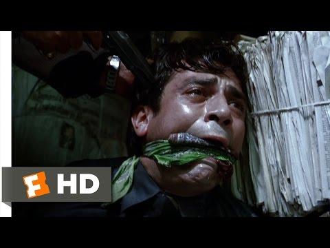 Amores Perros (9/10) Movie CLIP - Do I Kill Him? (2000) HD