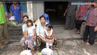 Quà Anh Tiến, Chị Phượng, Cô Tuyết, Cô An, Cô Định, Anh Nguyễn Hùng Gửi Bà Con Nghèo