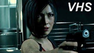 "Resident Evil 2 (2019) - Трейлер ""Релиз"" на русском - VHSник"