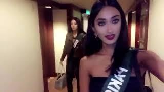Ramina Ashfaque- Miss Earth Pakistan 2017 at the Miss Earth 2017 pageant in Manila
