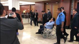 Eddin Syazlee pengsan, sesi Dewan Rakyat ditangguh