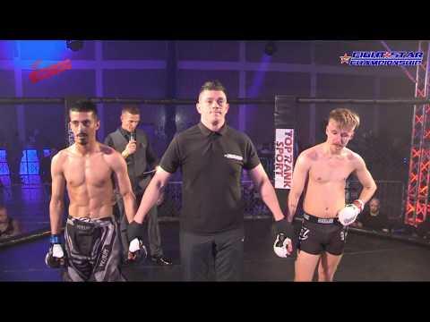 FIGHTSTAR CHAMPIONSHIP 12 | Rehan Hussain vs. Louis Smithson