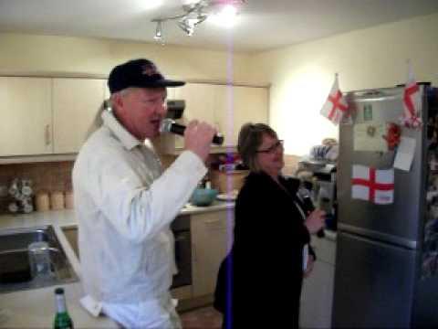 Rob &  Freda Karaoke 1