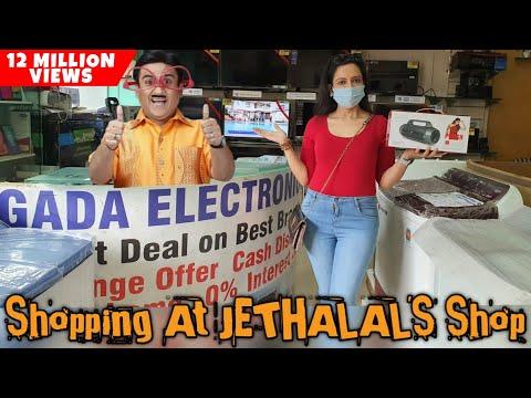 Inside Gada Electronics   Tarak Mehta Ka Ooltah Chashmah Real Shoot Location
