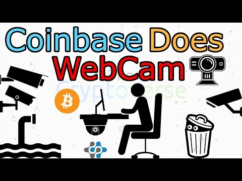 Coinbase Does WebCam ID Verification - Time To Jump Ship? (The Cryptoverse #231)