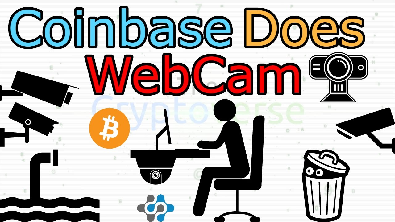 coinbase does webcam id verification time to jump ship the