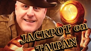 🐍 The Raja Multitasks For A Win On Taipan Slots! 🎰