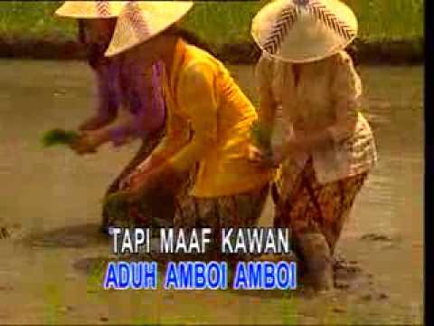 Minah Gadis Dusun-Titik Puspa
