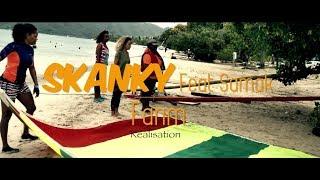 Skanky - Fanm feat. Samak - Clip Officiel