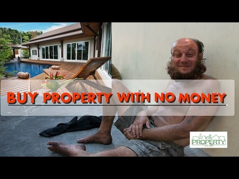 Buy property with NO money