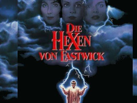 """Die Hexen Von Eastwick (USA 1987 """"The Witches Of Eastwick"""") VHS Trailer Deutsch / German Video"""