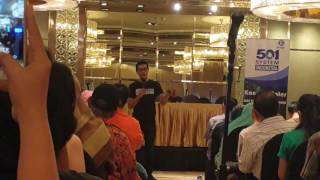 Basic Skill Training - Mr Suhendra Setiadi 6A Part 1