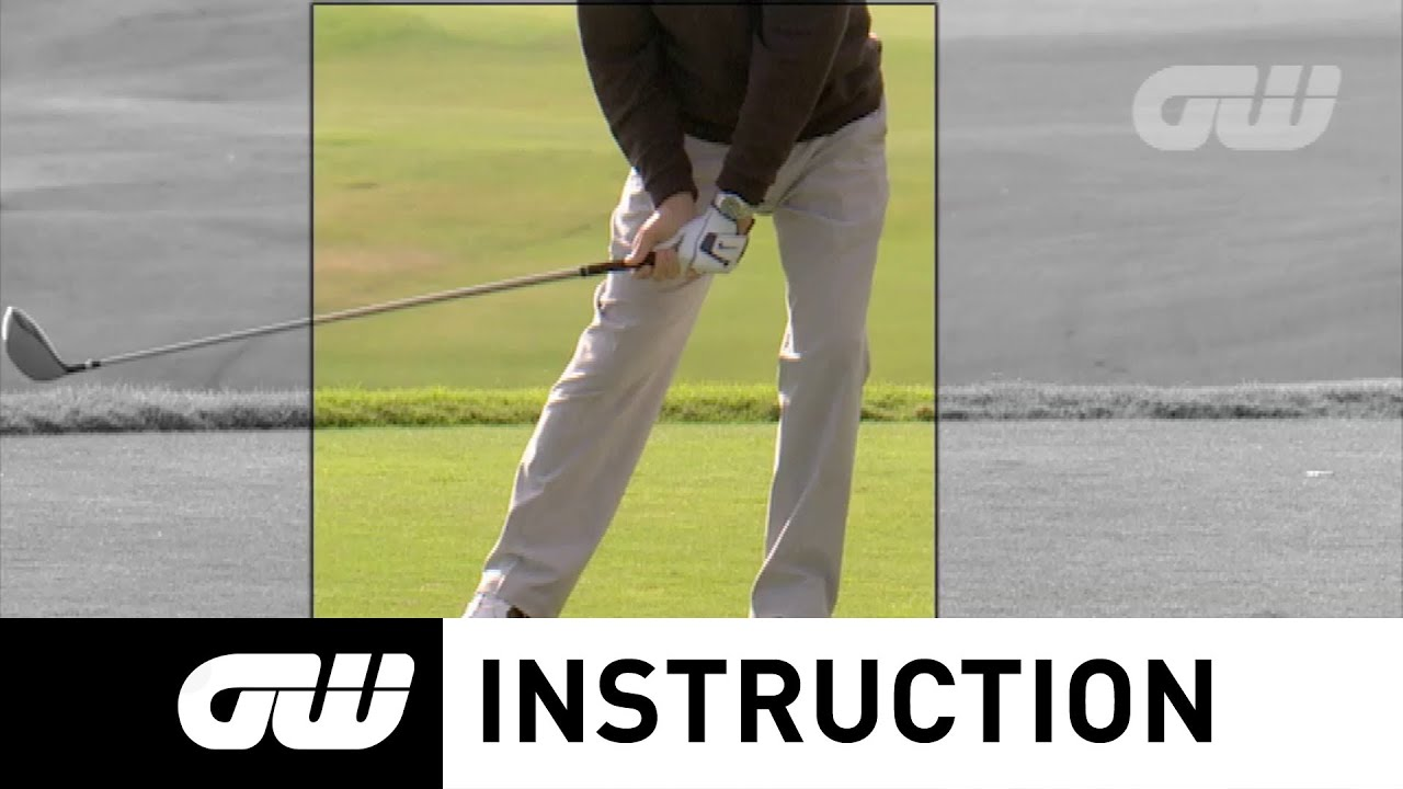 GW Instruction: Play Like a Pro - Lesson 6 - Slice Fixes, Hip Slide