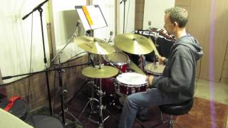 The Reason - Hoobastank - (Drum Cover)