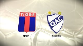 Tigre vs Quilmes full match
