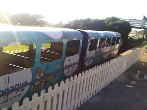 Mouille Point 'Blue Train'