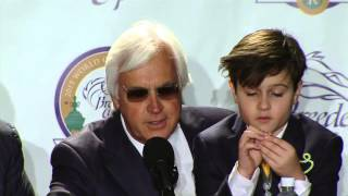 2015 Breeders' Cup Classic at Keeneland: Post-Race Interview