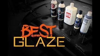 The best glaze for cars - How much can they fill?