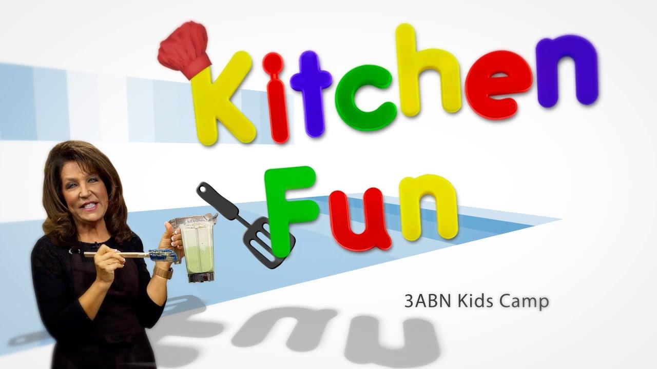 "01 - ""Scrumptious Cinnamon Catiedoodles"" - 3ABN Kids Camp Kitchen Fun"