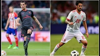 Granit Xhaka Signs New Contract & Arsenal Should Break The Bank For Isco! | AFTV Transfer Daily