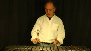"The ""Burton"" 4-Mallet Vibraphone Grip"