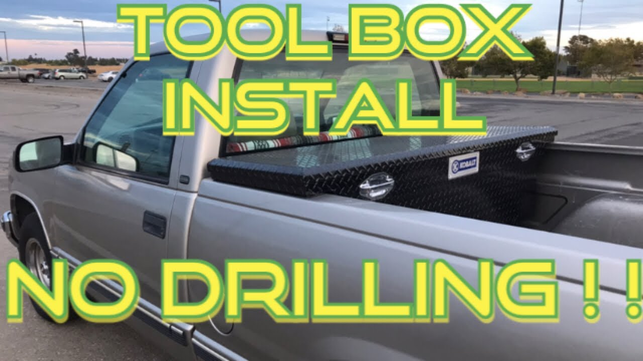 Which Truck Toolbox Is Better For You: Top 3 Brands - Caetla