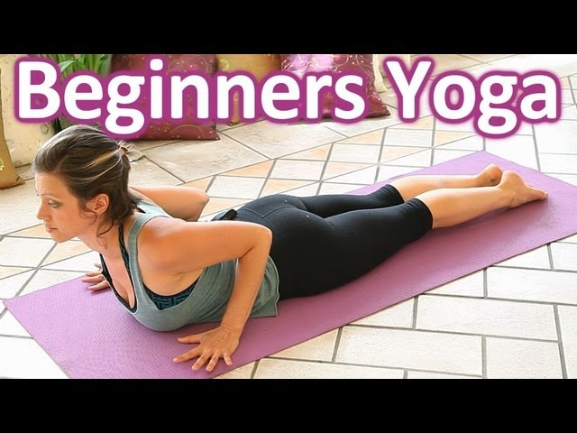 Yoga For Beginners Weight Loss Yoga Workout Full Body For Complete Beginners 8 Minute Yoga Class Youtube