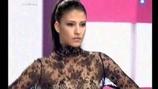 Greece's Next Top Model S2 / E10 [ 5 of 7 ] ANT1 GR ( 20/12/2010 )