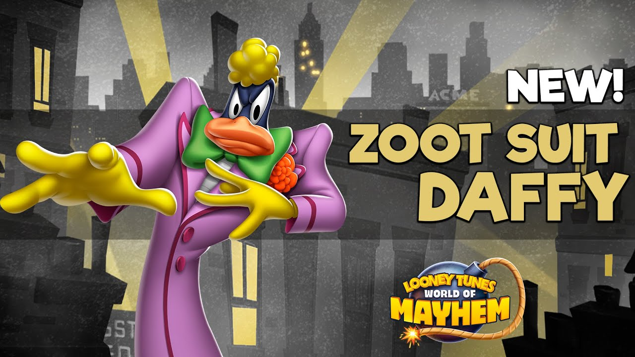 Looney Tunes World of Mayhem | Zoot Suit Daffy