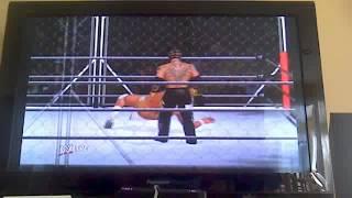 WWE,12 wii gameplay
