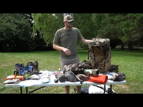 WHAT'S IN MY PACK! BACKCOUNTRY EDITION