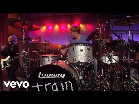 Train - 50 Ways To Say Goodbye (Live on Letterman)