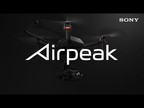 Unveiling the Airpeak Aircraft