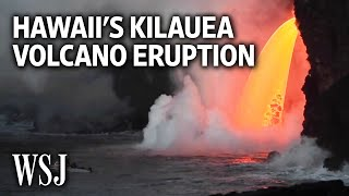 hawaii volcano eruption 2018