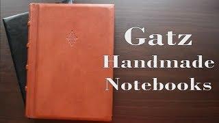 Gatz Handmade Notebook Review