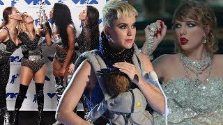 What You Didn't See at the 2016 MTV VMAs