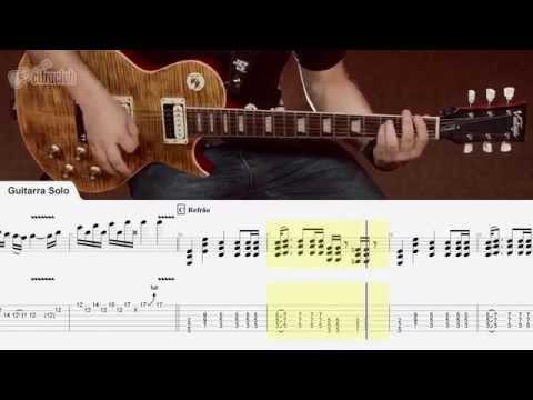 Wasting Love - Iron Maiden | Guitar Pro (aula de guitarra)