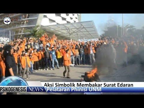 """Ribuan massa aksi """"Orange menggugat"""" menolak Surat Edaran 3883"""