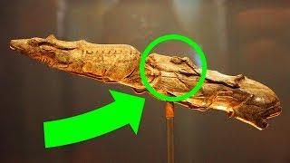 7 Mystérieuses Découvertes Que la Science ne Peut Pas Expliquer