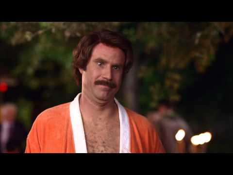 "Anchorman - ""I'm kind of a big deal"""
