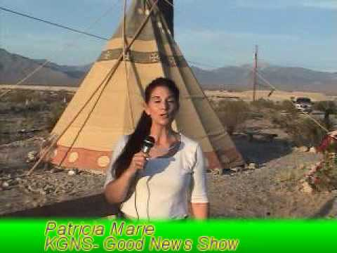 CAMPING EXPERIENCE - NATIVE AMERICAN TIPI CAMP IN USA