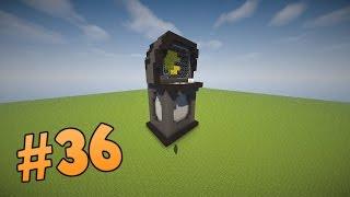 Automat do gier w Minecraft   Pomysł na budowlę [#36]