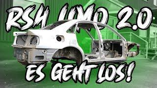 Die RS4 Limo 2.0 - Es geht los!   Philipp Kaess  
