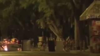Столкновения полиции с анархистами возле Политехнио