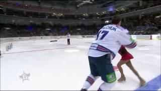 #СКА70. Лучшие моменты КХЛ. Ковальчук - фигурист