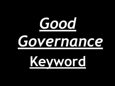 Jugaad Series for UPSC    IAS Mains - Framework for Ethics - Good Governance