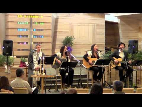 Walking in the Light of God/ Mi Chamocha (Zulu melody)