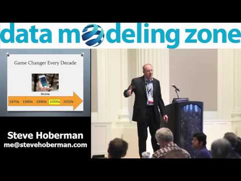 Blockchain Keynote from Data Modeling Zone